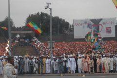 Meskel Celebration in Addis