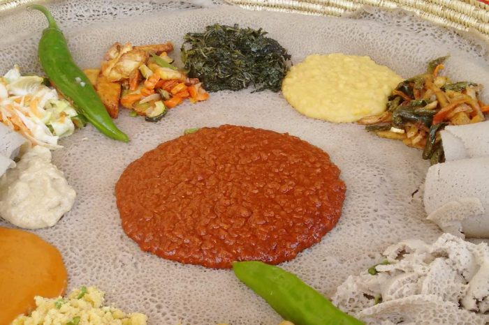 Ethiopian Vegan Friendly Tour