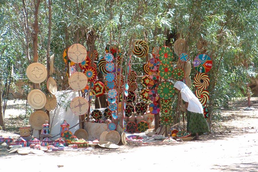 ETHIOPIAN ARTS AND CRAFTS