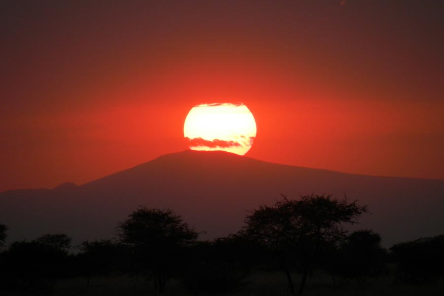 ETHIOPIAN NATURAL PARKS