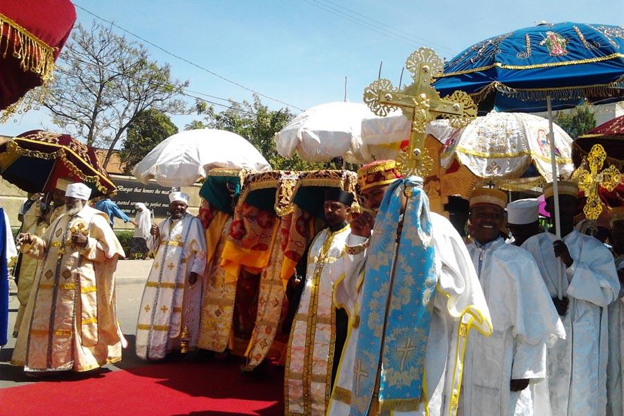 RELIGIOUS FESTIVALS IN ETHIOPIA