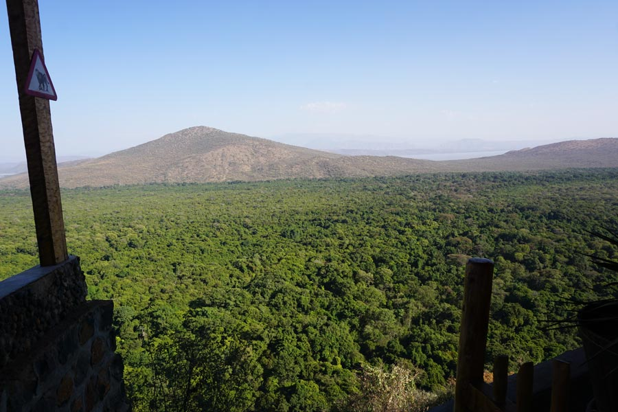 Arba Minch and the Nechisar National Park