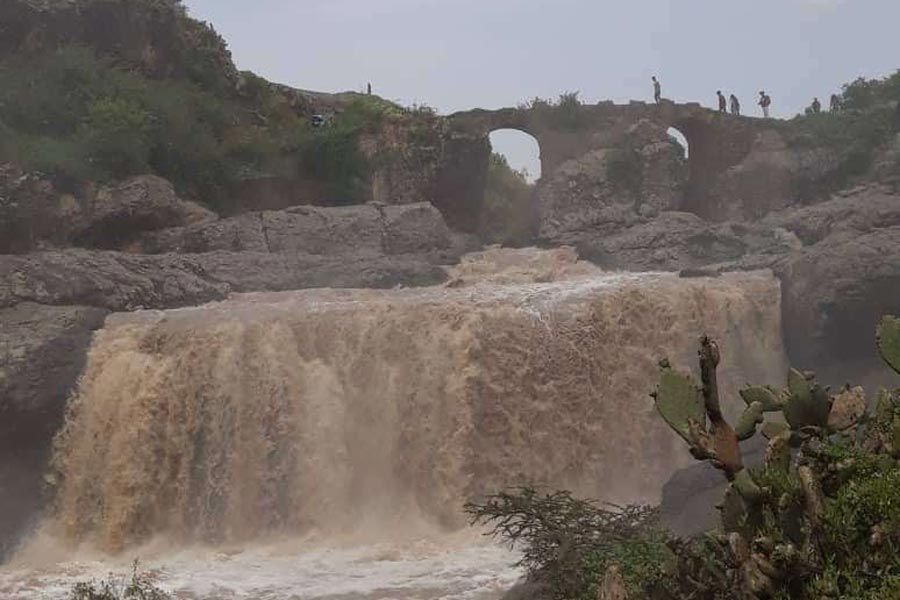 Debre Libanos and the Blue Nile Gorge