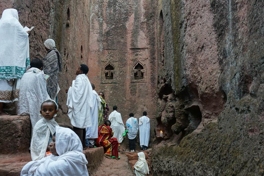 Gondar and Lalibela
