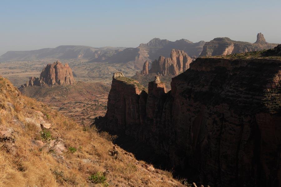 Tigray rock-hewn churches