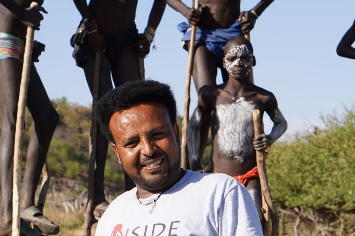 Jinka and the Omo Valley tribes (by flight)