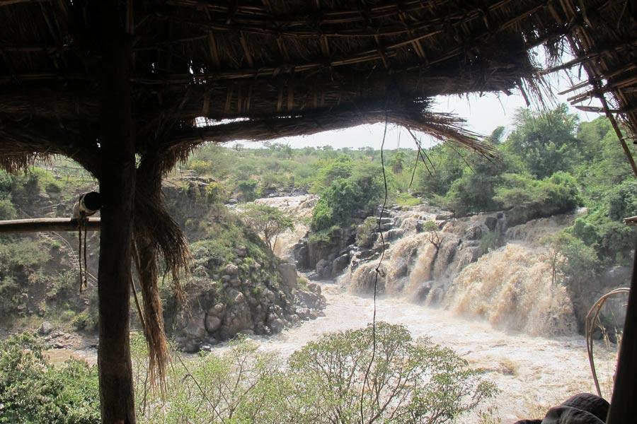 Awast Waterfalls - Harar