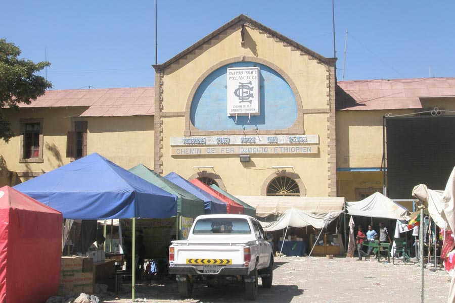 DIRE DAWA TRAIN STATION