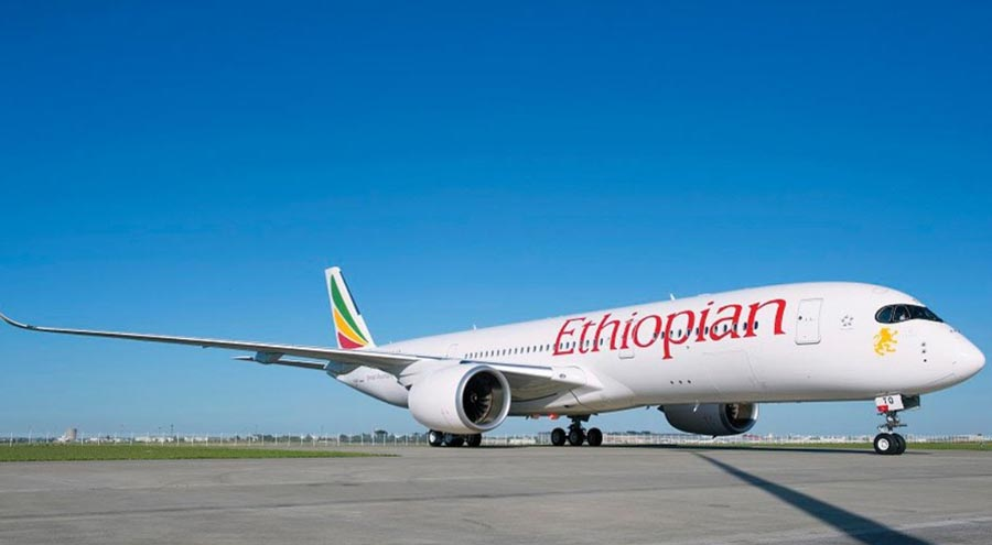 Domestic flights Ethiopia
