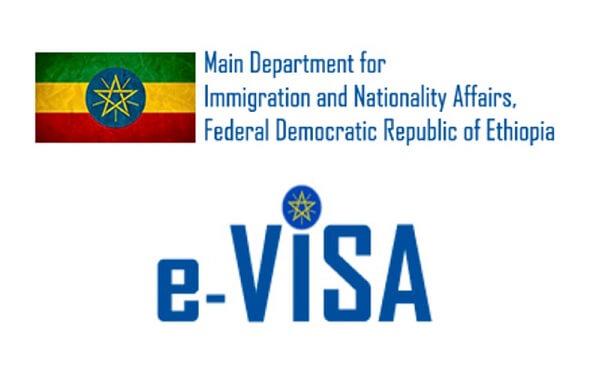 Tourist visas Ethiopia