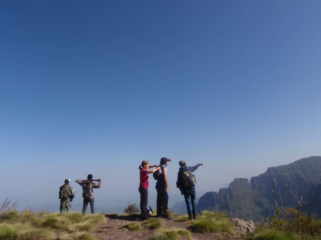 Lalibela Ethiopia hiking
